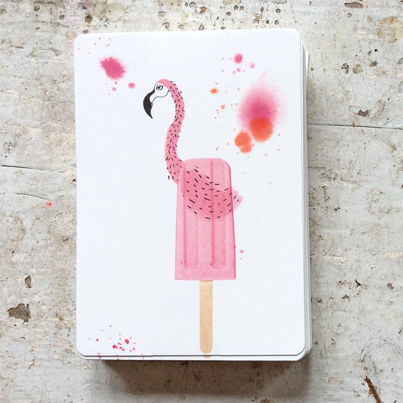 flamingokaart