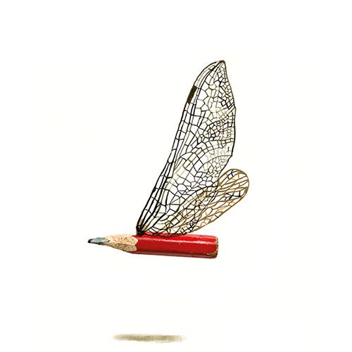 kessels_dragonfly_pencil